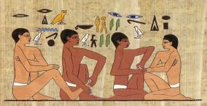 Egypte voetreflexology