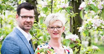 Eric en Inge Pluijmakers