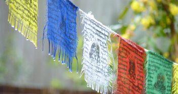 Tibetaanse gebedsvlaggen