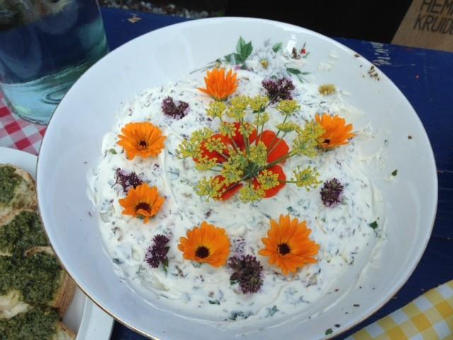 bloemen-kruidenboter