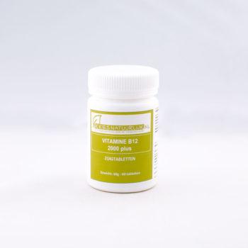 Vitamine B12 2000 plus