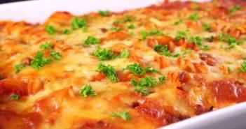 Groente lasagne