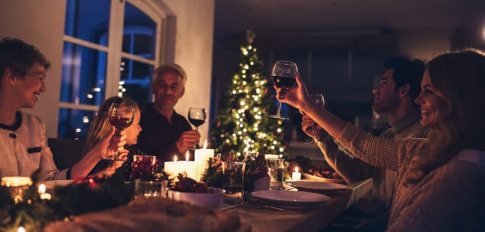 7 tips om gezond eten tijdens de feestdagen vol te houden