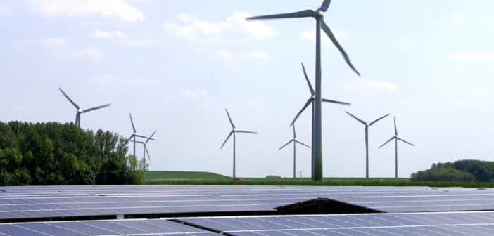 10 procent meer duurzame stroom opgewekt