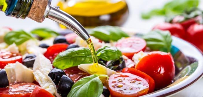 Mediterraan dieet verlaagt kans op hart- en vaatziekten