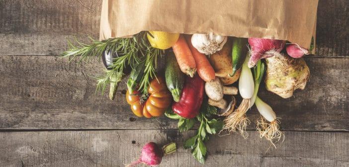 Kwart minder kanker bij bio-voeding