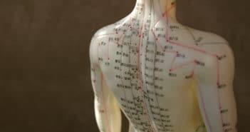 Acupunctuurmeridianen
