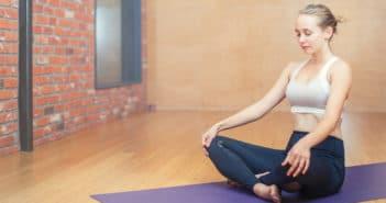 Yoga goed voor de brein