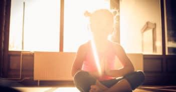 Mindfulness kan kinderen met overgewicht helpen